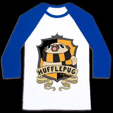 Hufflepug Baseball Tee