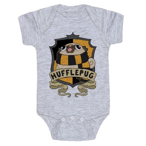 Hufflepug Baby Onesy