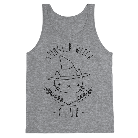 Spinster Witch Club Tank Top
