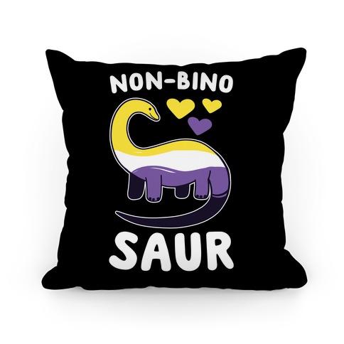 Non-bino-saur Pillow