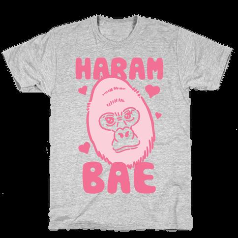 Harambae Mens T-Shirt