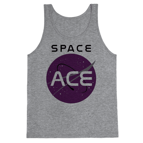 Space Ace Tank Top