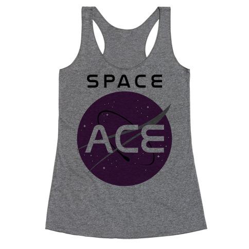 Space Ace Racerback Tank Top