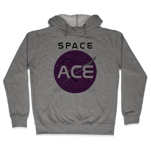 Space Ace Hooded Sweatshirt