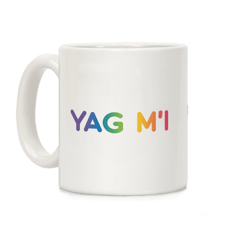 yaG m'I Coffee Mug