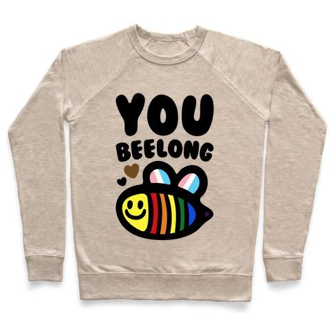 You Beelong Gay Pride Pullover