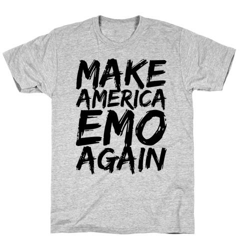 Make America Emo Again T-Shirt