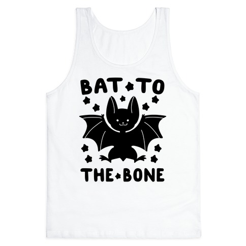 Bat to the Bone Tank Top