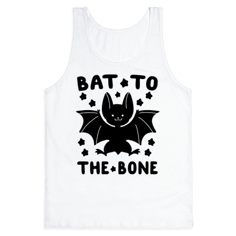 Bat to the Bone Tank Top