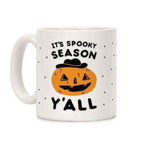 It's Spooky Season Y'all Coffee Mug