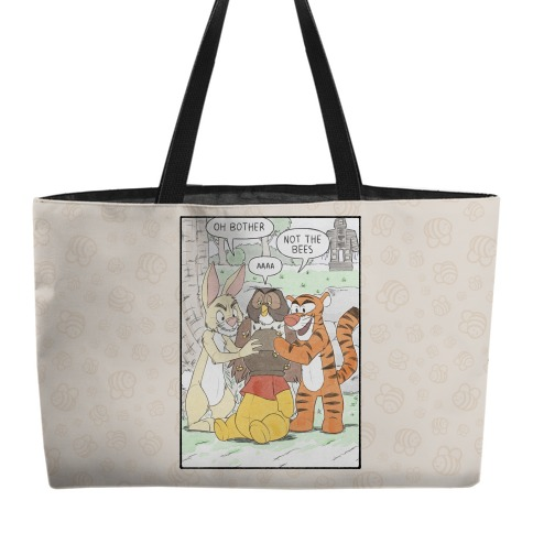 Not The Hunny Bees Weekender Tote