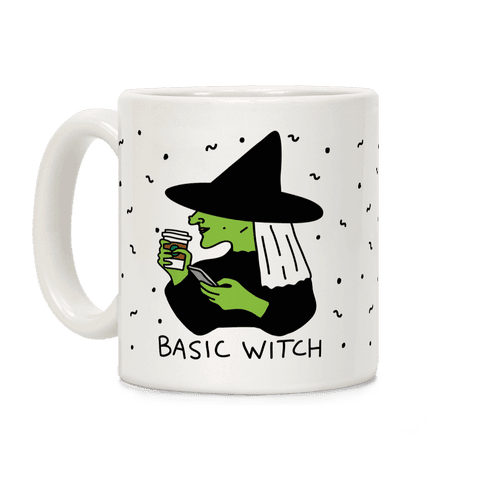 Basic Witch Coffee Mug
