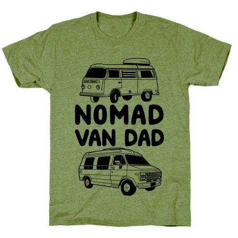 Nomad Van Dad T-Shirt