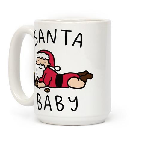 Santa Baby Coffee Mug