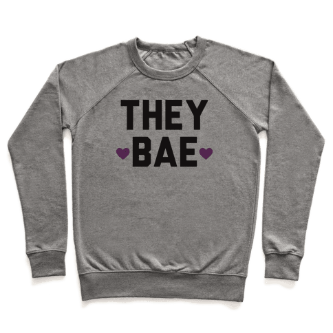 They Bae Pullover