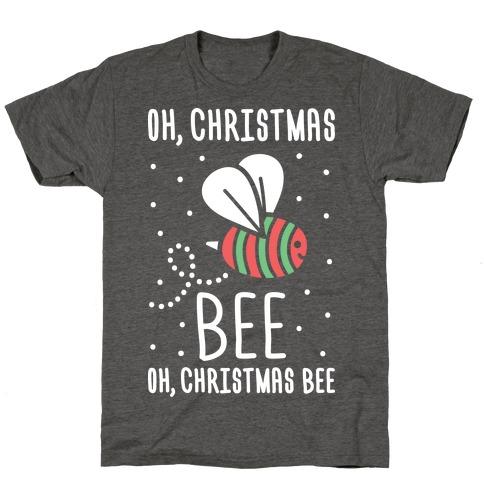 Oh, Christmas Bee T-Shirt
