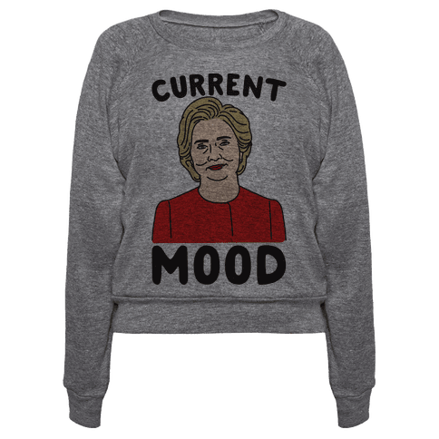 Current Mood Hillary