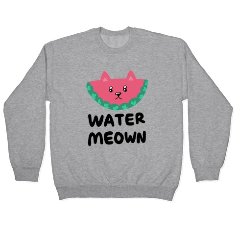 Watermeown Pullover