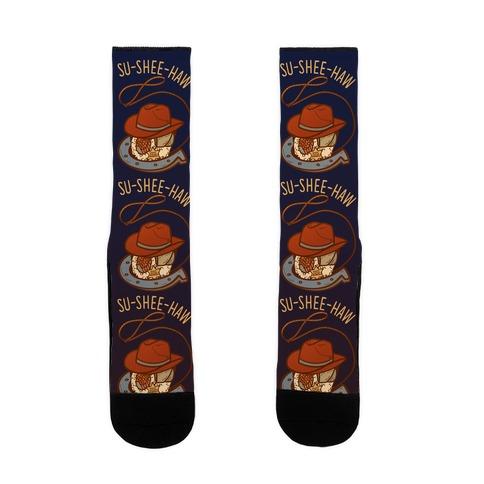 Su-Shee-Haw Sock