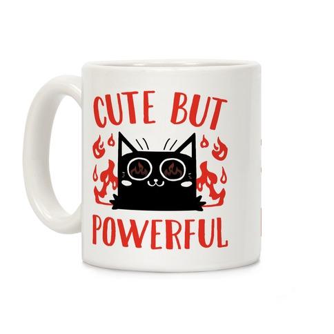 Cute But Powerful Coffee Mug