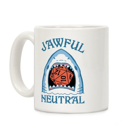Jawful Neutral Coffee Mug