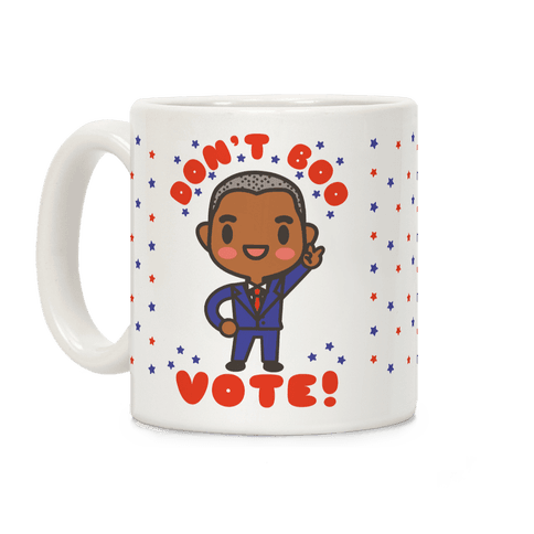 Chibi Obama Coffee Mug