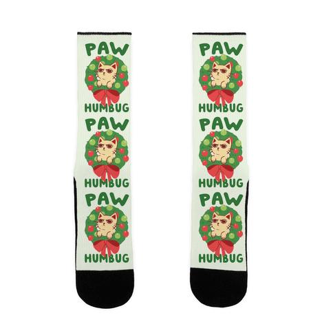 Paw Humbug  Sock