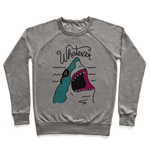Whatever Shark Pullover