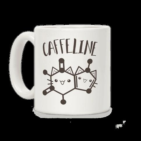 Caffeline Coffee Mug
