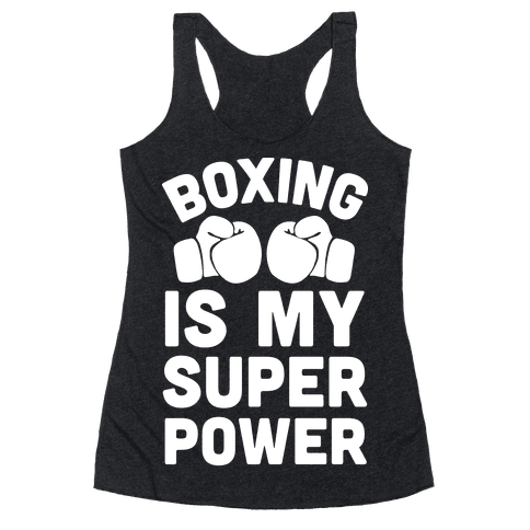 Boxing Is My Superower