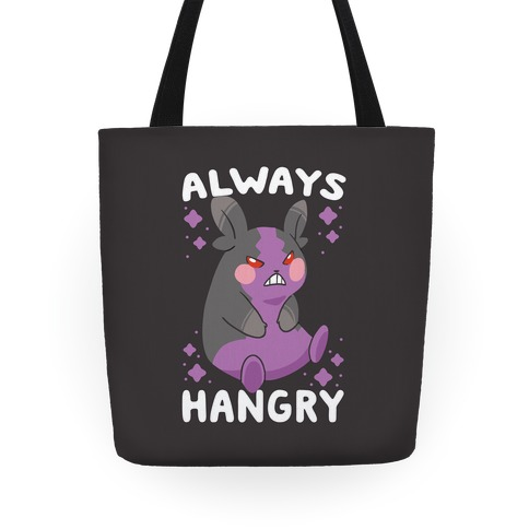 Always Hangry - Morpeko Tote