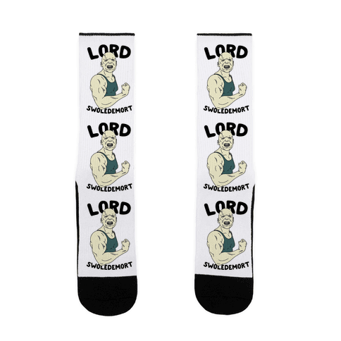 Lord Swoledemort Sock