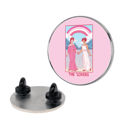 The Lovers - Sappho Pin