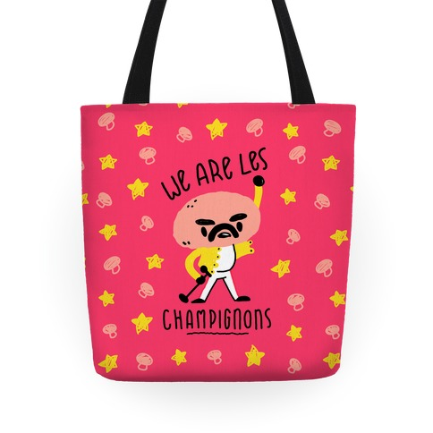We Are Les Champignons Tote