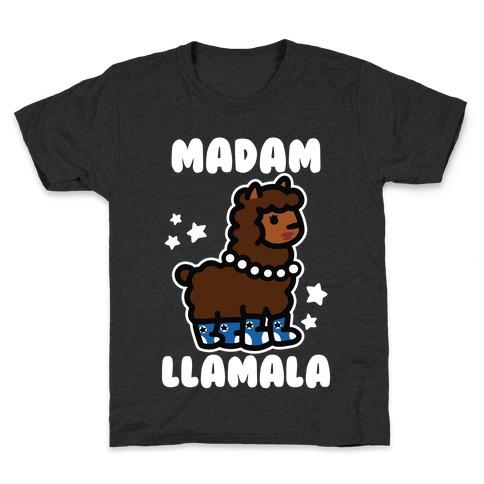 Madam Llamala Kids T-Shirt