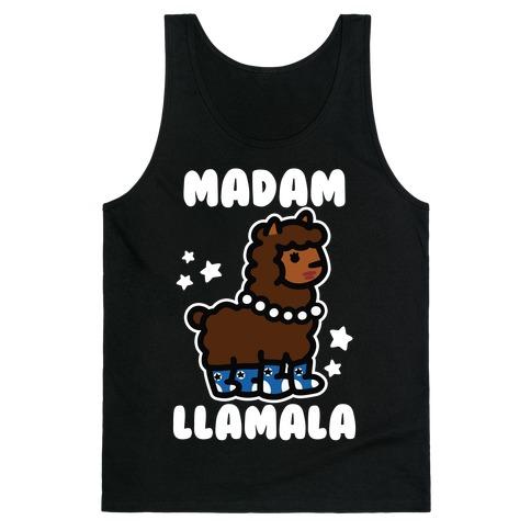 Madam Llamala Tank Top