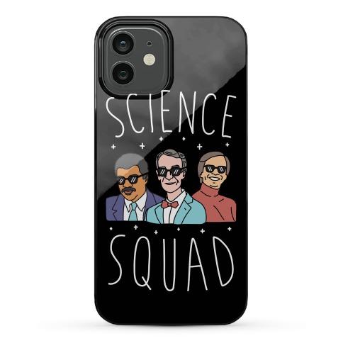 Science Squad Phone Case