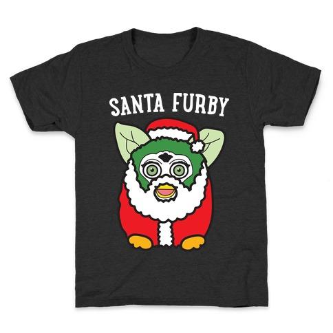 Santa Furby Kids T-Shirt