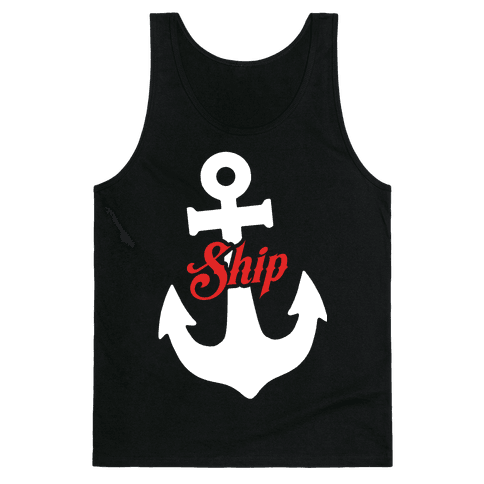 Ship Mates (Ship) Tank Top