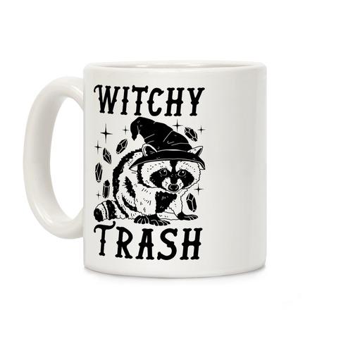 Witchy Trash Coffee Mug