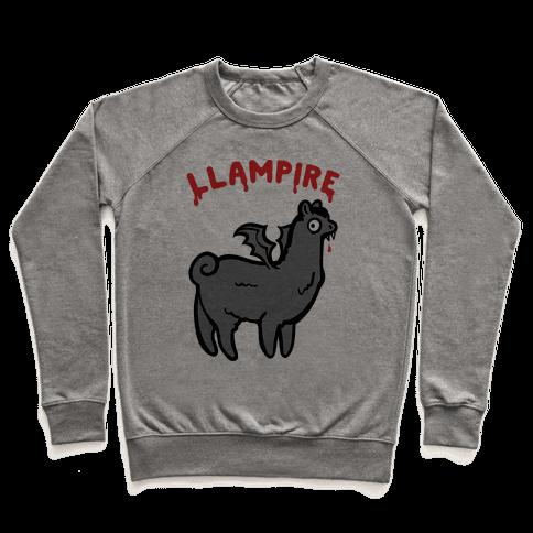 Llampire  Pullover