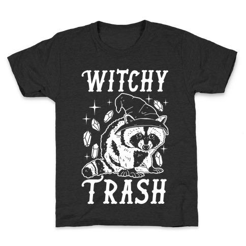 Witchy Trash Kids T-Shirt