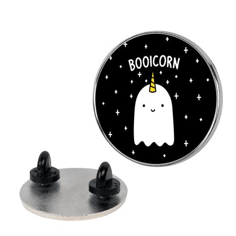 Booicorn pin