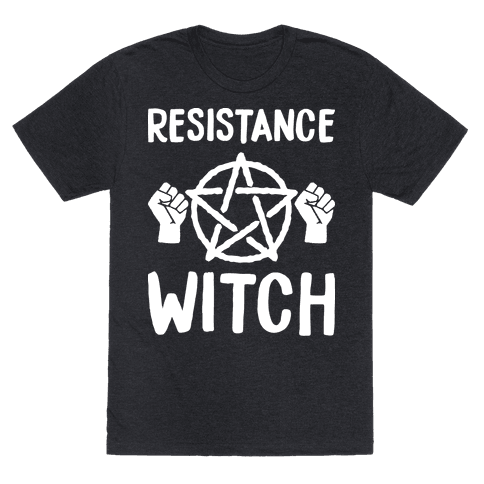 Resistance Witch