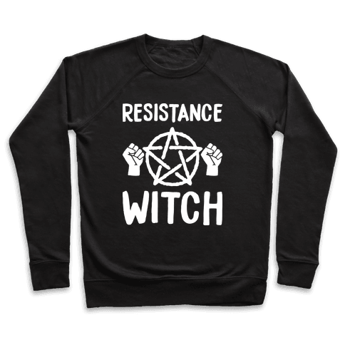 Resistance Witch Pullover