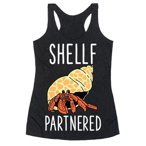 Shellf partnered Racerback Tank Top