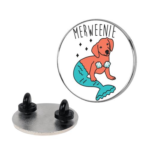 Merweenie pin