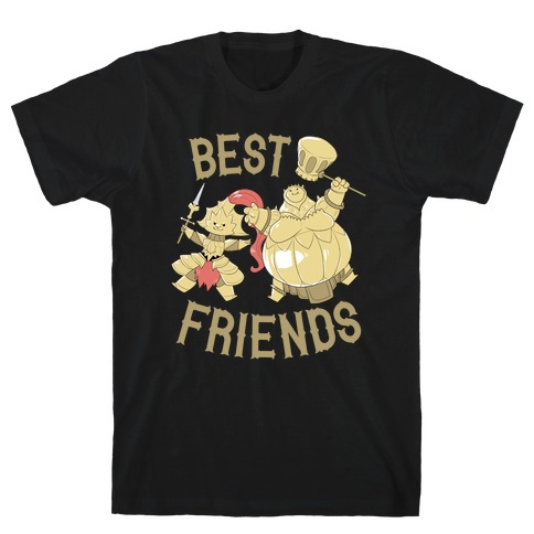 Best Friends Ornstein and Smough T-Shirt
