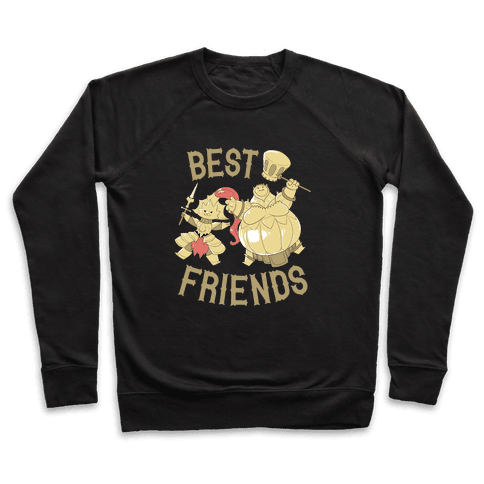 Best Friends Ornstein and Smough Pullover