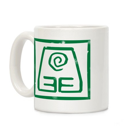 Earth Bender Coffee Mug